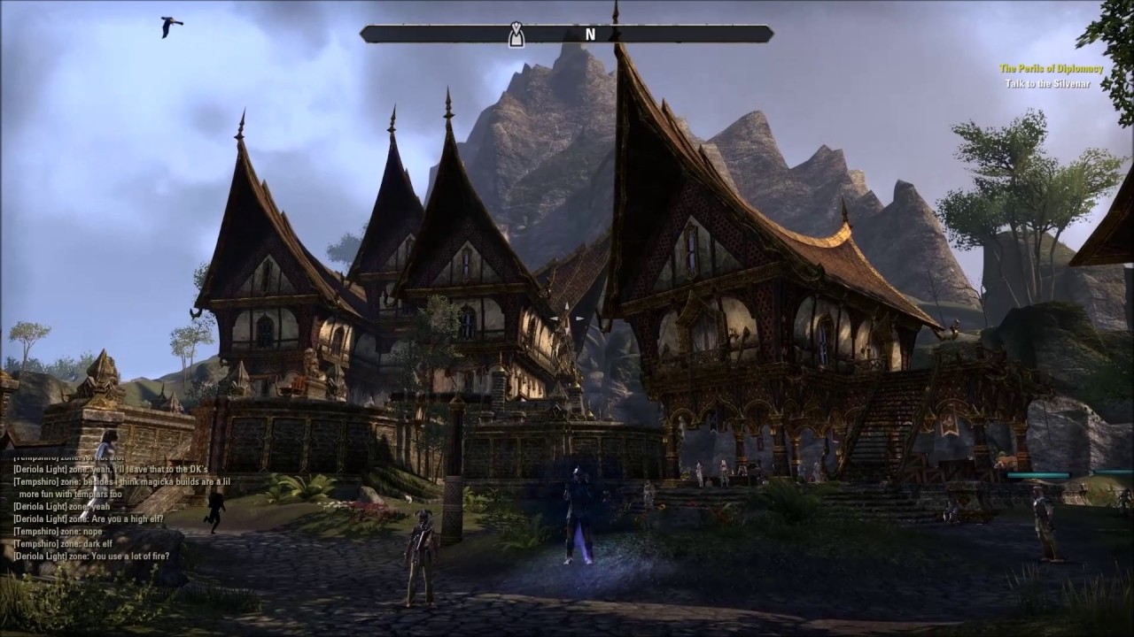 ESO Review with Gameplay Commentary