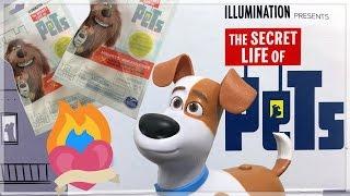 Тайная Жизнь Домашних Животных Игрушки
