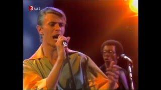 David Bowie – TVC 15 (Live Musikladen 1978)