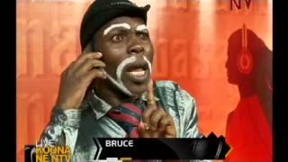 COMEDIAN Jajja Bruce makes a guest appearance on Koona ne NTV
