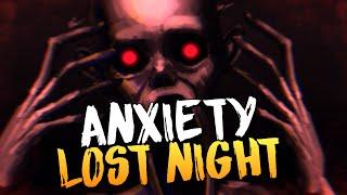 Anxiety Lost Night -  ХОРРОР В МАШИНЕ!