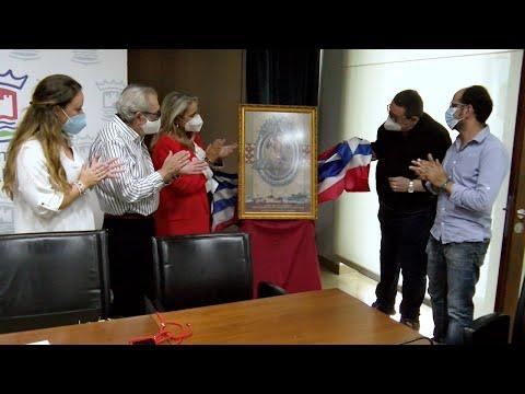 Cartaya Tv   Presentación de los Actos y Cultos en honor a la Virgen del Rosario