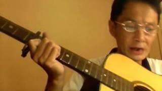 LOUIS黃世勇(奎凱)吉他彈唱【いかないで(カジマオ)】(渥美二郎) (南部人-日語原曲)
