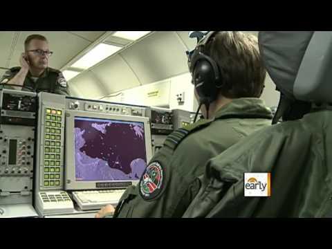 Inside NATO airstrikes in Libya
