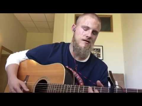 The Vikings  Alexander Ludwig Bjorn Lothbrok is singing.