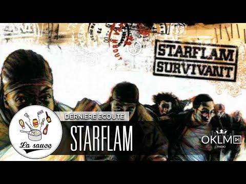 """STARFLAM """"Survivant"""" (2001) - Dernière Ecoute d'Hugo - #LaSauce sur OKLM Radio"""