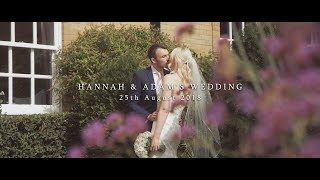 D.G Pictures: Hannah & Adam's Wedding at Bedford Lodge Cinematic Short Film Feature (Plus)
