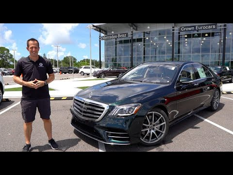 is-the-2019-mercedes-benz-s450-the-perfect-luxury-sedan?