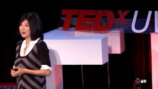 """Matching your calling to your """"DNA"""": Ami Richter at TEDxUW"""