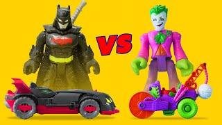 Imaginext -  Batman Ninja Armored Batmobile - Product Video