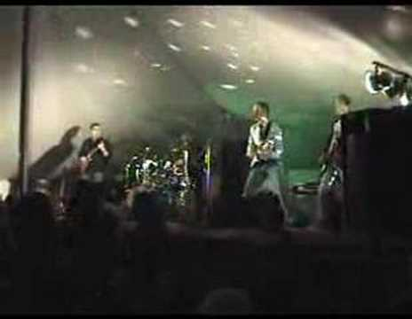 the remoulds - wipeout (live)