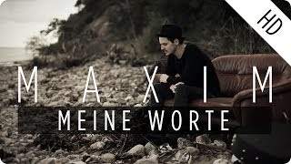 "MAXIM ""Meine Worte"" (OFFICIAL VIDEO)"