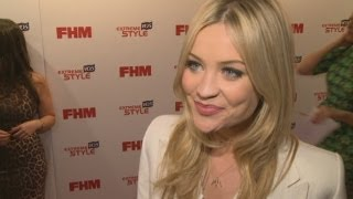 Laura Whitmore: One Direction