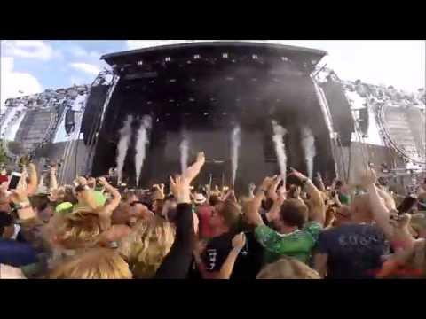 Vigiland - Pong Dance Live @Bråvalla Festival 2016 | GoPro
