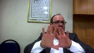"""Rav Leib Golovaty: A Torá Escrita sob o olhar da Torá """"Shebeal Pe"""" (oral) no Kolel Happy Hour"""