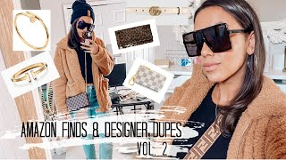 Amazon Finds and Designer Dupes Vol. 2