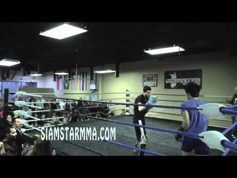 Billy Nguyen vs Daniel Cohen