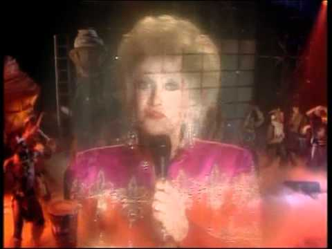 The KLF (feat Tammy Wynette)  - Justified & Ancient TOTP (HQ)