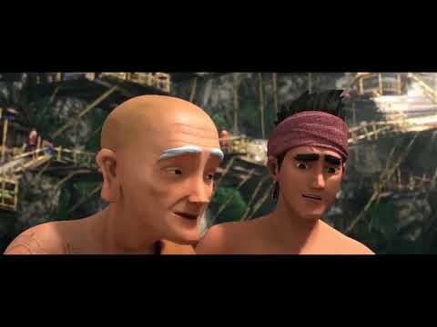 Phim Hoạt Hình 3D Trung Quốc -Huyền Thoại Muay Thái