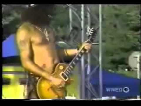 Slash's Snakepit- back to the moment(live) subtitulado al español