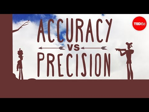 What's the difference between accuracy and precision? - Matt Anticole thumbnail
