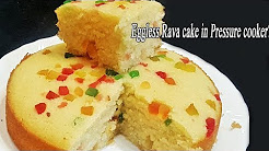 Cheesecake Recipe- Eggless Suji Cake