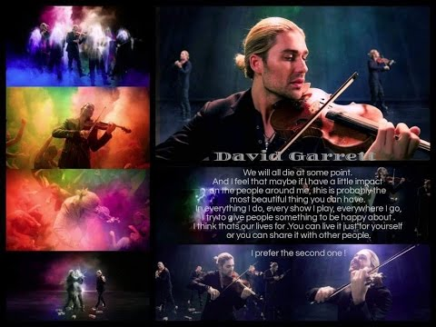 David Garrett Music 🎼 David Garrett 🎻 & Band - Neue Philharmonie Frankfurt 🎼 - Live concert 🎼🎶