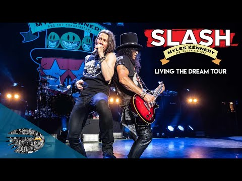 Смотреть клип Slash Ft Myles Kennedy & The Conspirators - Shadow Life