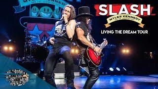 Slash ft Myles Kennedy & The Conspirators - Shadow Life (Living The Dream)