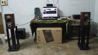 polk audio rti a3  onkyo 3700  Cable audioquest rocket 33   test