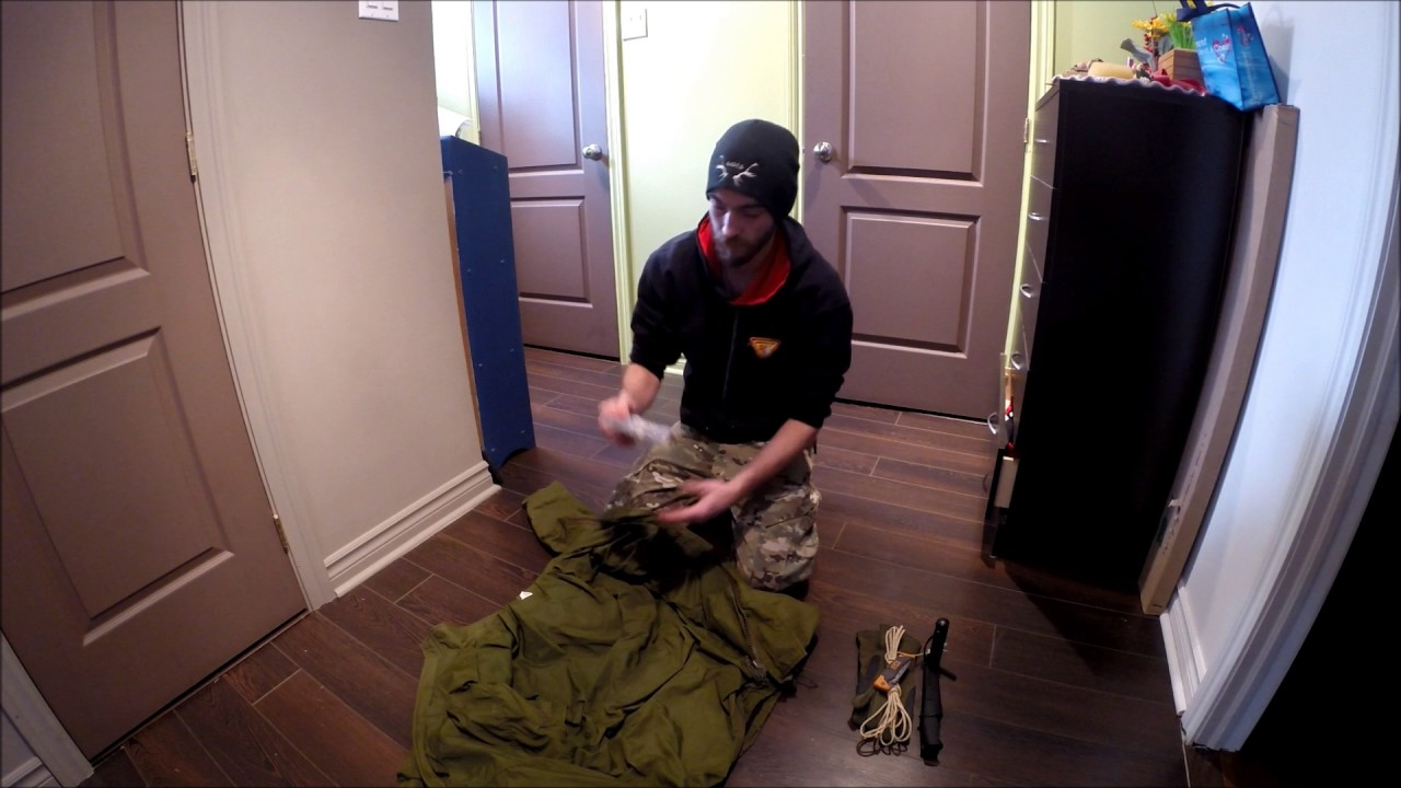 Canadian Army Winter Coat Youtube