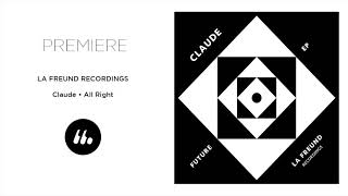 Claude - All Right (The Maghreban Remix) image
