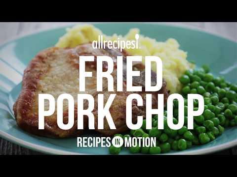 How To Make Fried Pork Chops | Pork Recipes | Allrecipes.com