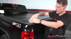 How to Install Gator FX3 Hard Folding Tonneau Cover at AutoCustoms.com