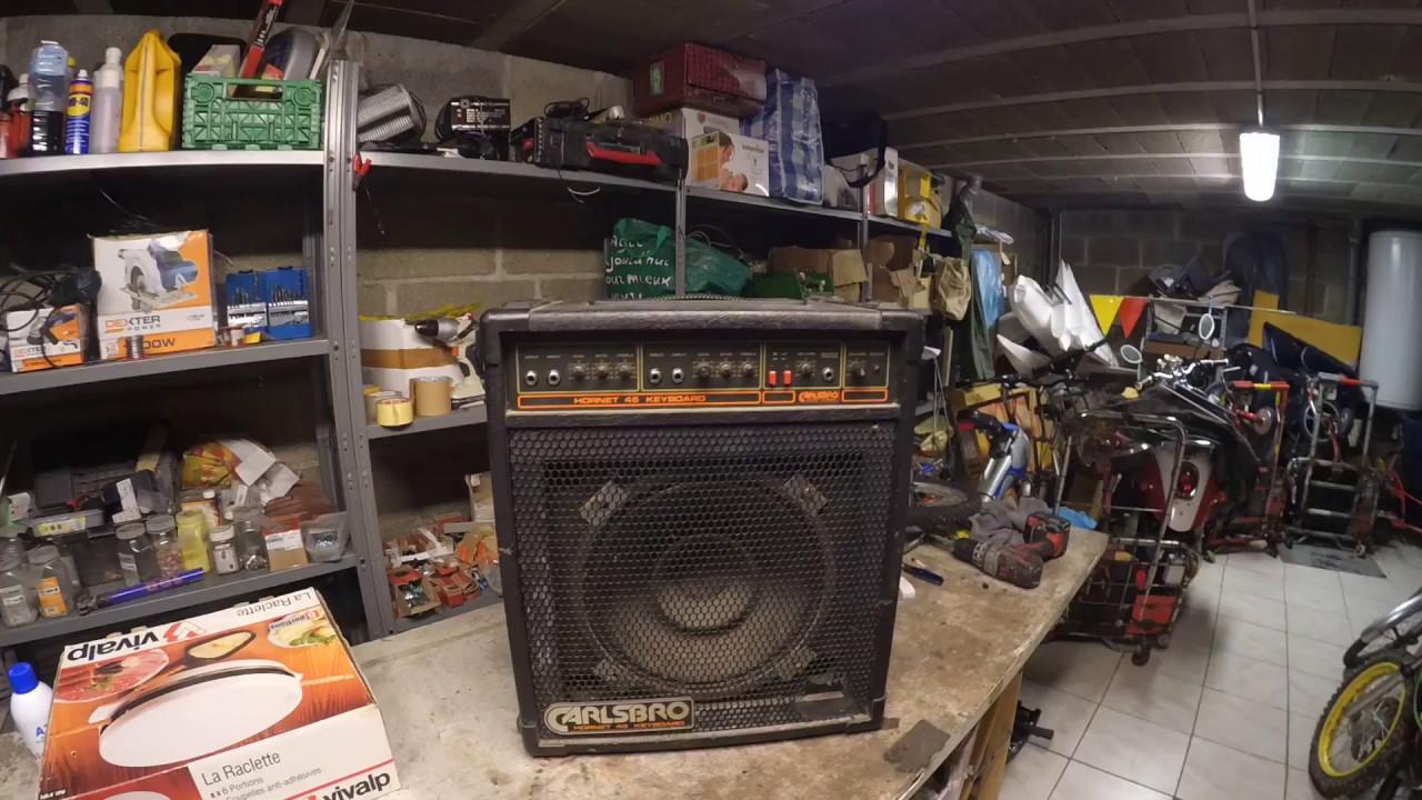 Depannage D Un Ampli Guitare Part 1 Youtube