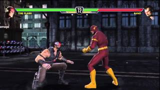 (DC Story Mode) Mortal Kombat vs. DC Universe: (Chapter 1 The Flash)