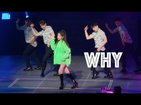 Free Download [4k] Taeyeon  - Why - 's..one Concert Day 1 (190323) Mp3 dan Mp4