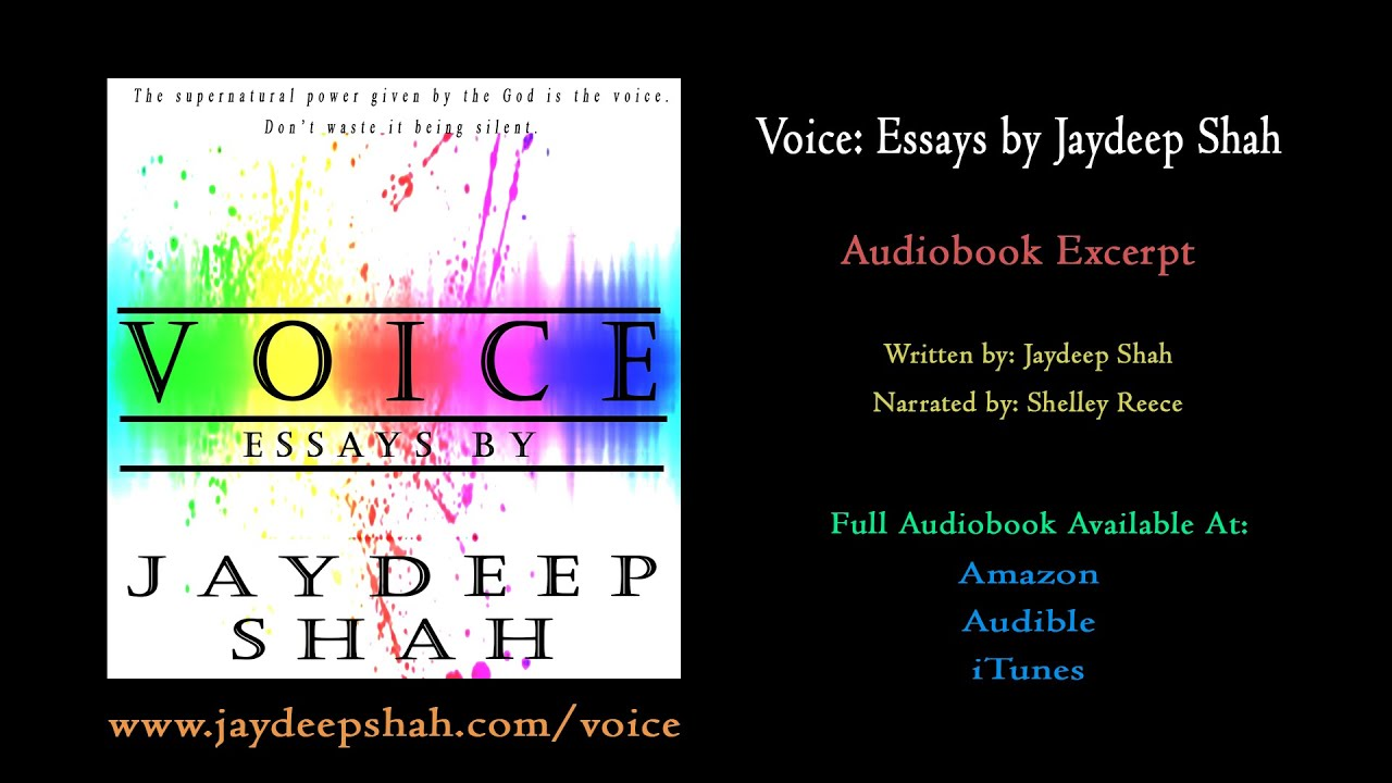 Voice [Audiobook] - Excerpt