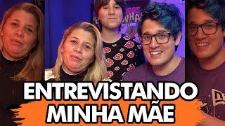 O FILHO FAVORITO DA MINHA MÃE - CANAL DO CLEPTON