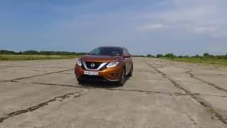 Наши тесты  Вып  898  Nissan Murano
