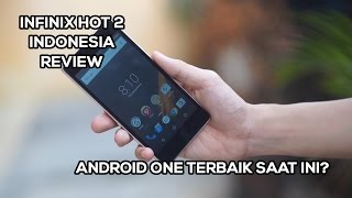 Review Infinix Android One X510  Hot 2 Indonesia