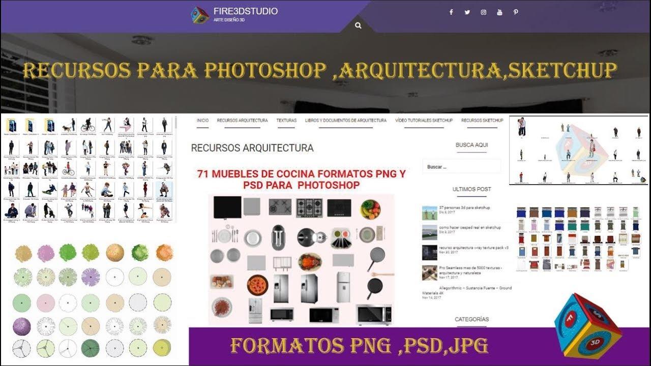 Donde Descargar Pack Recursos Para Photoshop Png Psd