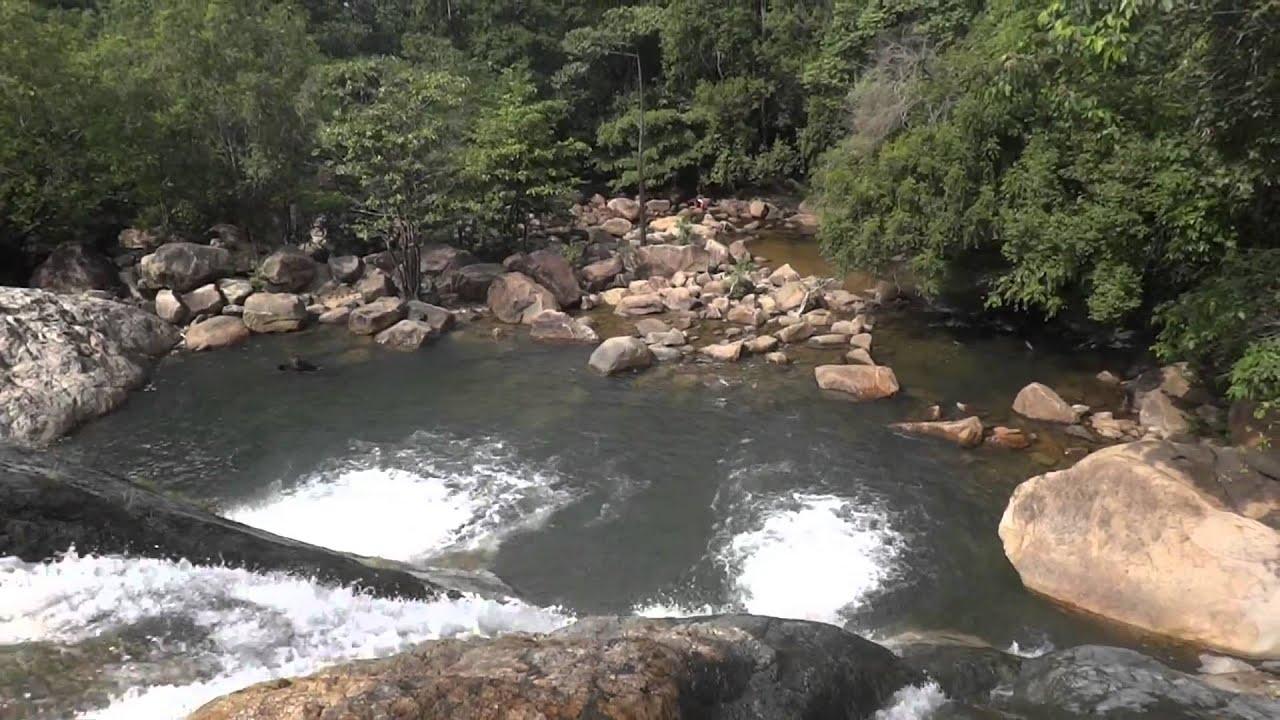 Berkhemah di  Air  Terjun  Berkelah  Pahang Malaysia YouTube