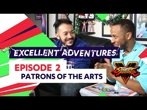 PATRON OF THE ARTS! The Holiday Adventures of Gootecks & Mike Ross 2016! Ep. 2