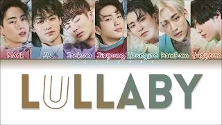 GOT7 - LULLABY (Color Coded Lyrics Eng/Rom/Han)