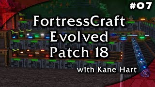 Let's Play FortressCraft Evolved Patch 18 - Part 7