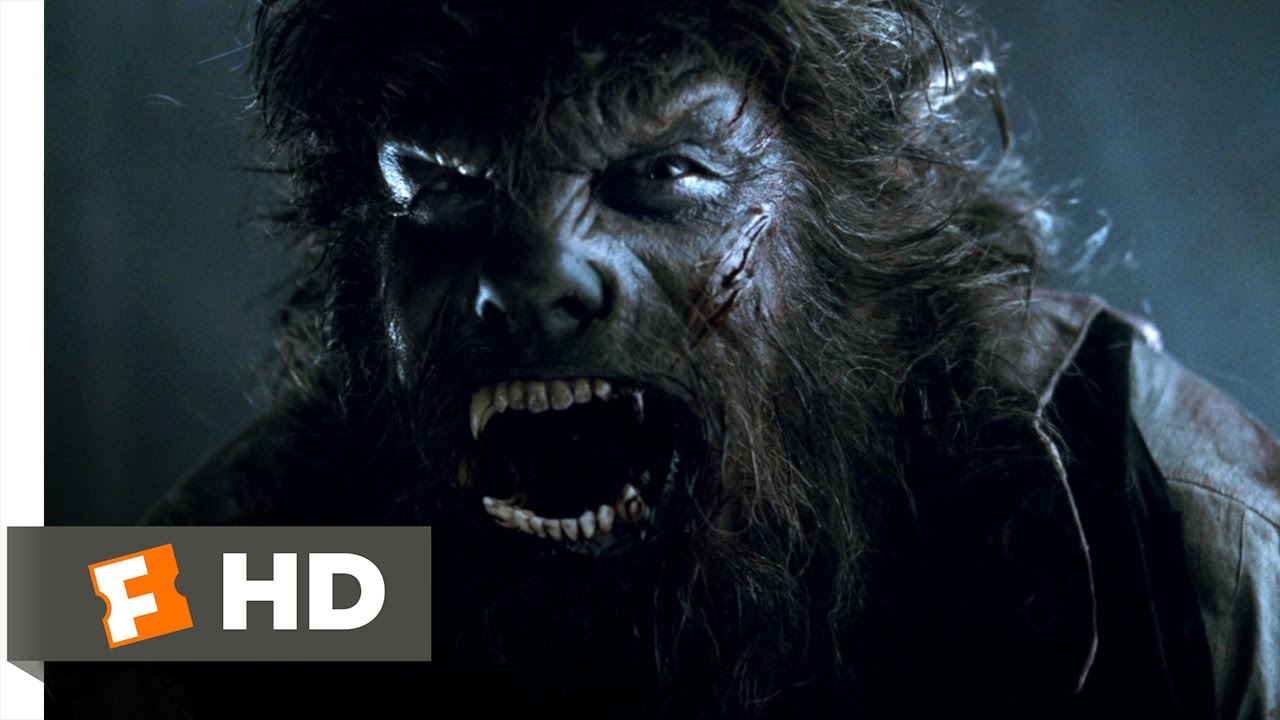 The Wolfman (10/10) Movie CLIP - Love With a Silver Bullet (2010 ...
