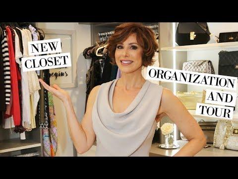 New Closet Organization & Full Tour