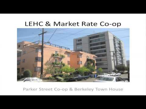 Pt 1 (of 5) Bay Area Community Land Trust Workshop - Overview of Housing Coop Types
