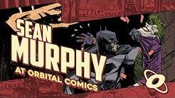 Sean Murphy Q&A - influences, technique and Batman: White Knight!